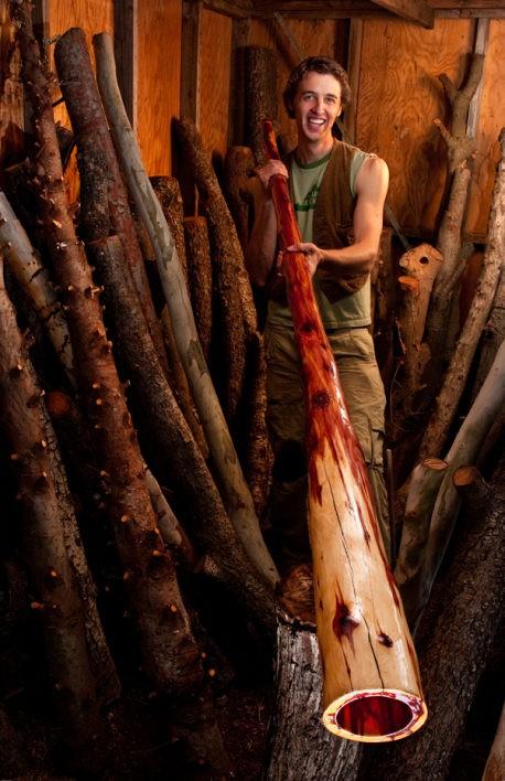 didgeridoo beatbox players music