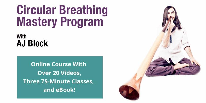 Circular Breathing Mastery Program