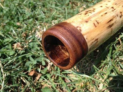 Yucca Didgeridoo Mouthpiece