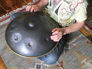 hand pan hang drum