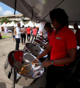 Trinidad Steel Pan - Photo courtesy of cestlavibe.com