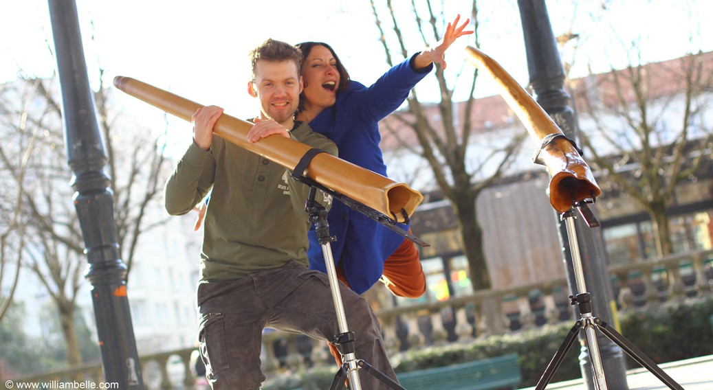 adele zalem didgeridoo concert new york