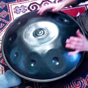 handpan vs. RAV Drum