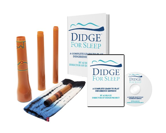 didge for sleep product bundle