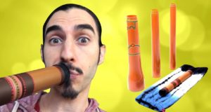 best didgeridoo for sleep apnea - a lightweight travel didgeridoo