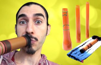 best didgeridoo for sleep apnea - a lightweight travel didgeridoo