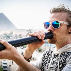 Airdidge Best Travel Didgeridoo carbon fiber travel didge