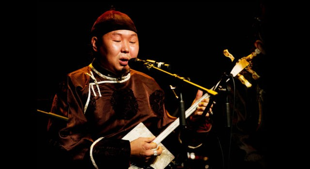 Learn tuvan throat singing