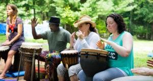 burru afro jamaican djembe rhythm