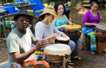 clave rhythm joakim lartey tribal rhythms gathering 2018